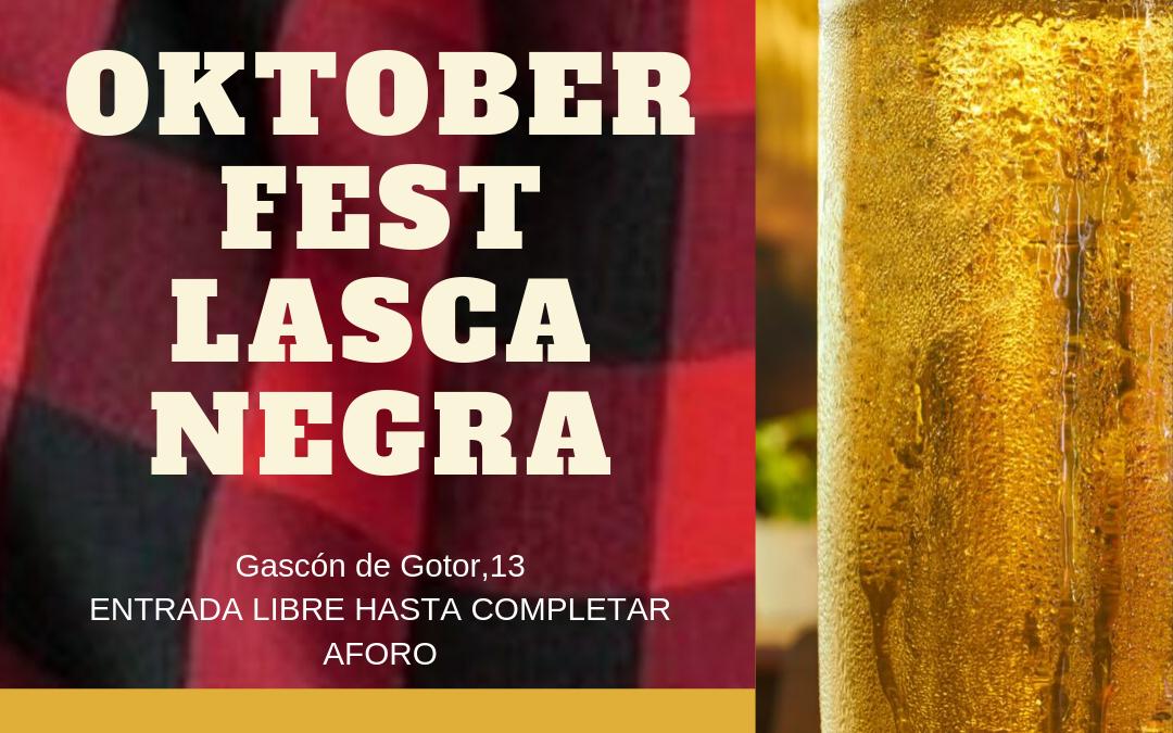 Oktoberfest Lasca Negra 2019