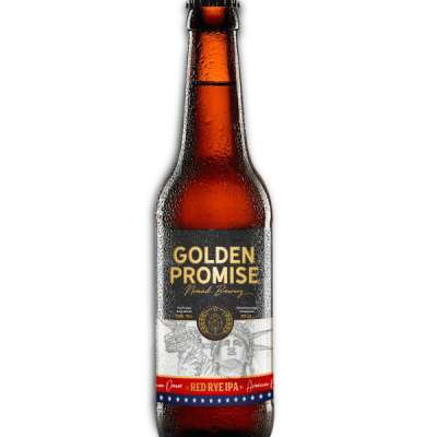 Golden Promise American Dream Red Rye Ipa