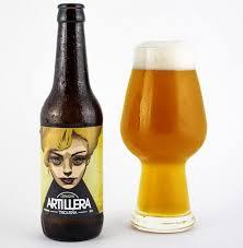 Cerveza artillera trigüeña
