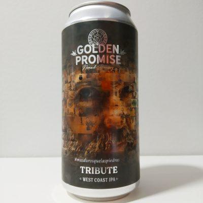 Tribute West Coast IPA Golden Promise