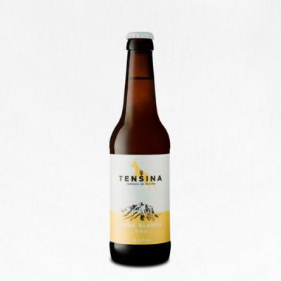 Cerveza Tensina Peña Blanca