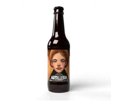 Cerveza Artillera Flamenka