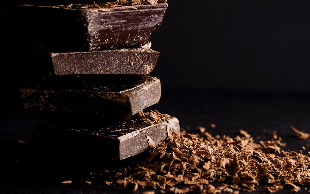 Los ochco beneficios del chocolate negro
