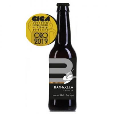 Cerveza Bachiella Milk Stout